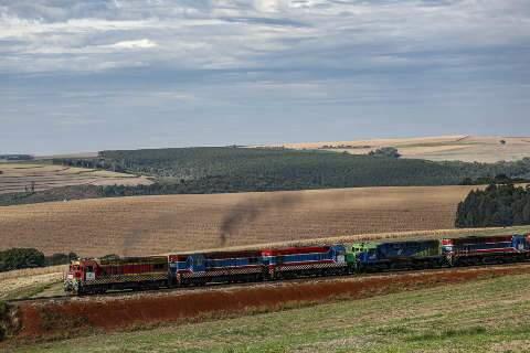Novo marco legal simboliza avanço para o setor ferroviário, avalia governo