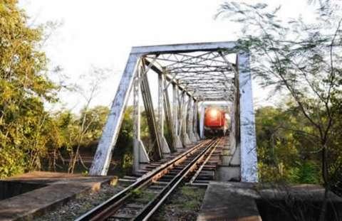 Estado terá R$ 2,85 bilhões para construção de 76 km de ferrovia