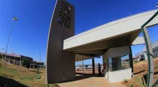 Campus da UEMS em Campo Grande. (Foto: Divulgação/Subcom-MS)
