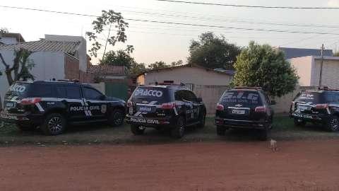 Polícia identifica líder e 2 suspeitos de envolvimento em roubo de aviões