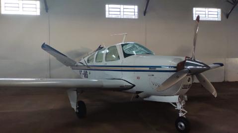 Na fuga, quadrilha que roubou 3 aeronaves deixou ferramentas para trás
