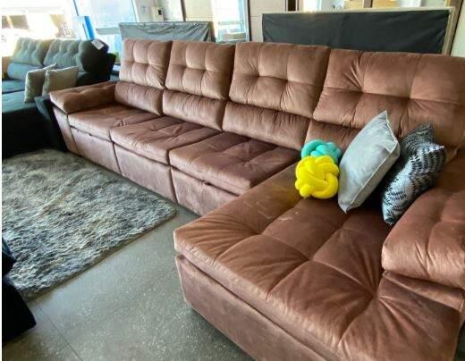 Imperdível! Compre sofazão a partir de 1.299, em 10x e ganhe painel de brinde!