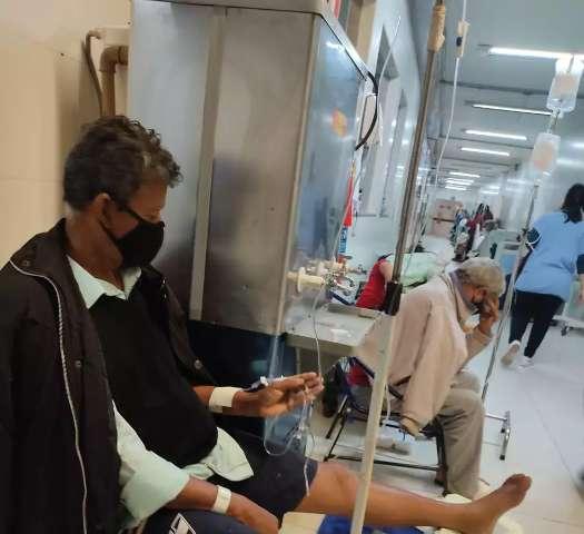 Ainda em situação crítica, superlotação do HU tem prejudicado alunos da UFMS