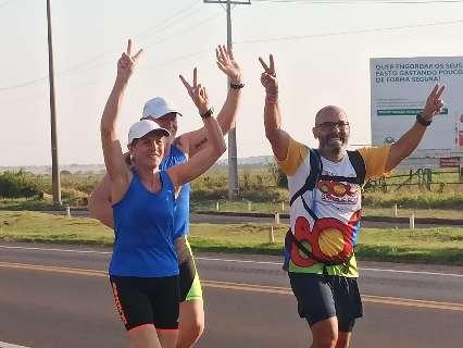 Cinco anos após câncer, professor vai percorrer 800 km em 11 dias