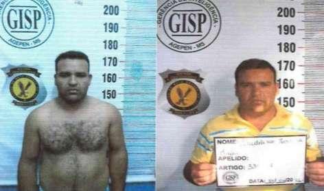 """Foragido da Máxima, """"Lino"""" é apontado como líder de grupo que roubou aviões"""