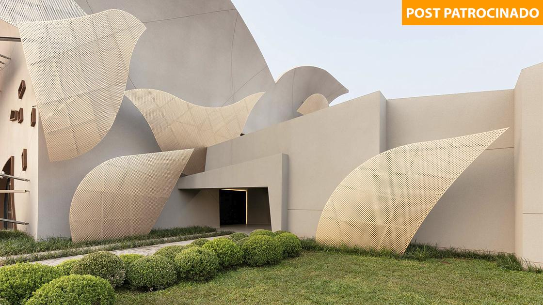 Projeto concebido pela arquiteta Alessandra Ribeiro é moderno em todos os aspectos. (Foto: Divulgação)