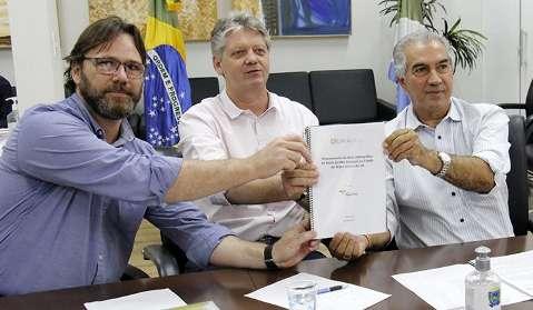 Com mapeamento em mãos, Governo discute recuperação do Rio Taquari
