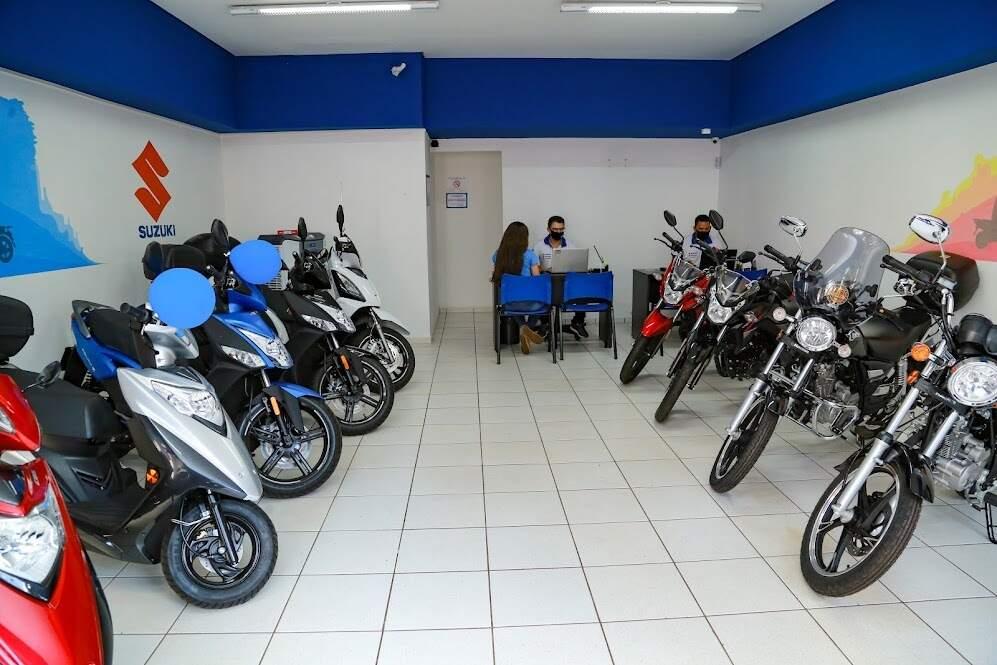 2ª unidade de venda inaugurada na Rua 15 de Novembro. (Foto: Kísie Ainoã)