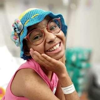 Aos 12 anos, complicações de transplante fizeram Geovana se despedir da mãe