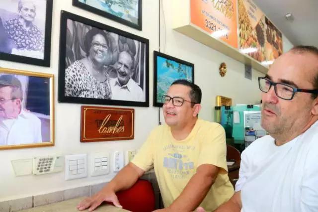Filhos José Thomaz Filho e Ricardo são quem administram os negócios. (Foto: Arquivo Campo Grande News/Marcos Ermínio)