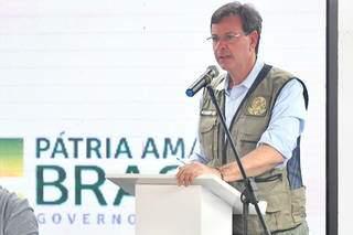 Ministro do Turismo, Gilson Machado Neto. (Foto: Roberto Castro/MTur)