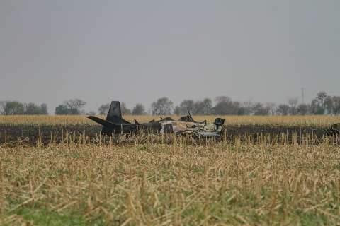 Você se preocupa com treinamentos de aeronaves sobre Campo Grande? Participe