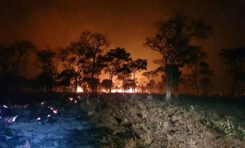 Com 444 focos de incêndios, Corumbá lidera ranking de queimadas no país