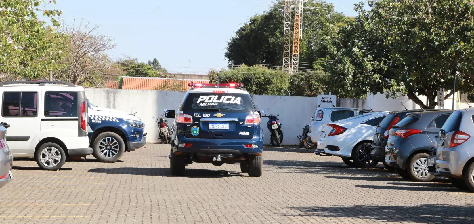 Suspeito foi preso em casa por equipes da Polícia Militar. (Foto: Arquivo/Campo Grande News)