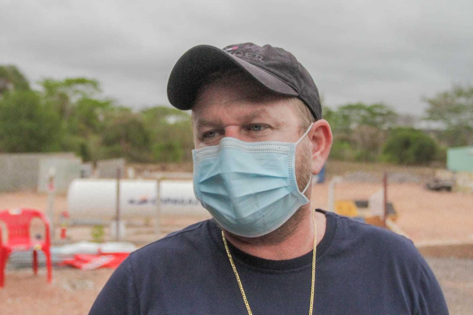 Joel se mudou de Santa Catarina para Ribas e investe em alojamento industrial. (Foto: Marcos Maluf)