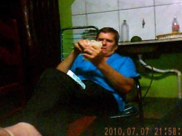 Artuzi foi interceptado pela PF e por Passaia, durante investigação que o levou à prisão.