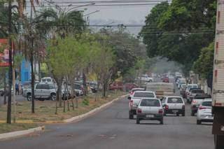 Ribas do Rio Pardo viu preços dispararem após obra de fábrica de celulose. (Foto: Marcos Maluf)