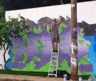 Artes visuais fazem parte de categorias de edital do FMIC (Fundo de Investimentos Culturais). (Foto: Divulgação/Prefeitura)