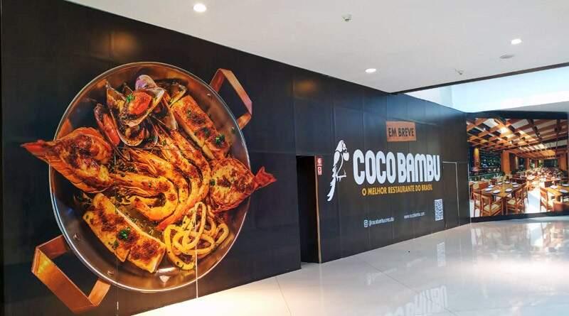 Restaurante será aberto no Shopping Campo Grande. (Foto: Divulgação)