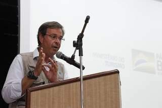Ministro do Turismo, Gilson Machado. (Foto: Ubirajara Machado/MTur)