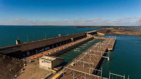 Hidrelétrica atinge 0% de volume de água, mas governo garante energia
