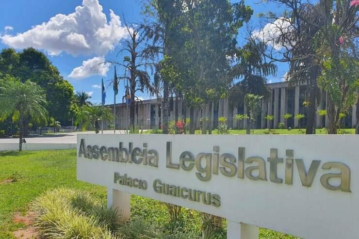 Lançamento da Conferência da Unale ocorre na sede do evento em novembro, na Assembleia Legislativa de MS. (Foto: Aline Kraemer)