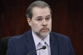 Toffoli virá acompanhado de ministro do STJ e juízes de MT, PR e CE. (Foto: Roberto Jayme/Ascom/TSE)