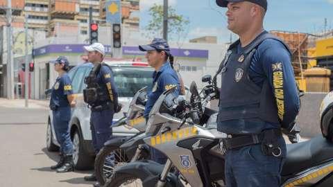 Prova objetiva de concurso da Guarda Metropolitana será no domingo