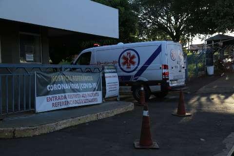 Com 1 dia sem registrar morte por covid, óbitos no Hospital Regional caíram 69%