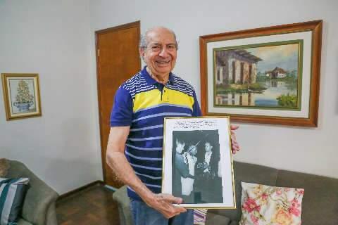 Famoso pela história com Pelé, seu Bexiga morre aos 86 anos