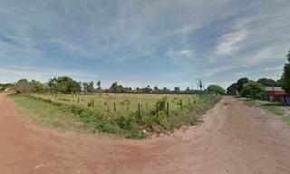 Terreno localizado em Ponta Porã está entre os imóveis colocados à venda. (Foto: Reprodução/Google Maps)