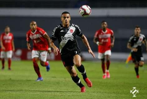 Vasco sai na frente, mas CRB alcança empate de 1 a 1