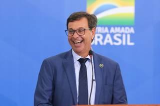 O ministro do Turismo Gilson Machado Neto, que faz palestra hoje, em Dourados. (Foto: Agência Brasil)