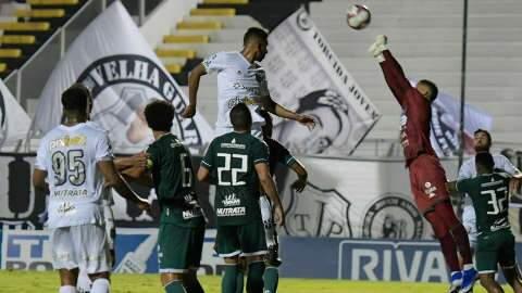 Ponte Preta e Guarani não empolgam e ficam no empate em 0 a 0