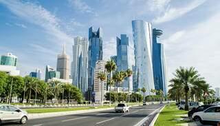 Doha, a capital, é uma das mais belas cidades do Qatar e de todo o Oriente Médio (Foto: Reprodução)