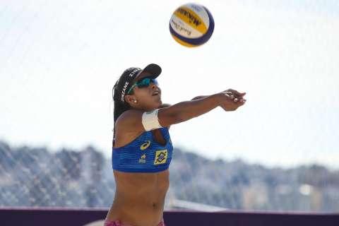 Atleta de MS vai dispustar Pan-Americano de vôlei na Colômbia