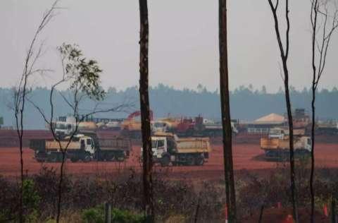 Junto com obra gigante, delegado vê tráfico crescer e quer rédea curta em Ribas
