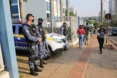 Domingo é dia de enfrentar 56 oponentes por vaga em concurso da Guarda Municipal