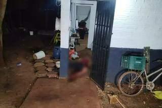 """""""Pernambuco"""" foi encontrado morto por vizinhos. (Foto: Adilson Domingos)"""