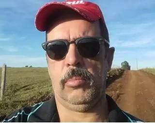 O técnico agrícola Ludwing Max Pockel, assassinado ano passado, em Ponta Porã. (Foto: Arquivo)