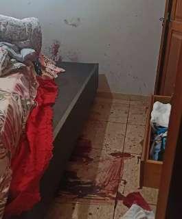 Fotos mostram que sequestrador correu para quarto após se baleado pela polícia