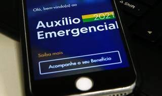 Trabalhador pode acompanhar movimentação por aplicativo de celular (Foto: Agência Brasil)