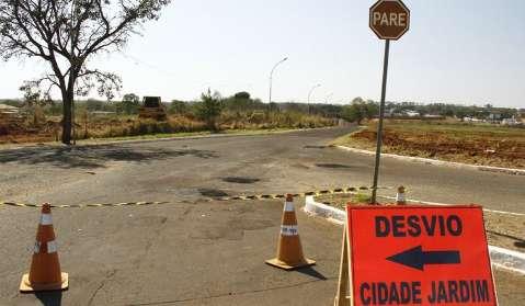 Via de acesso ao Parque dos Poderes será interditada nesta terça