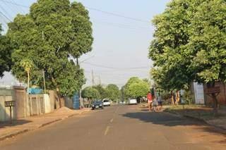 Plantio de árvores em calçadas devem seguir orientações da Semadur. (Foto: Paulo Francis)