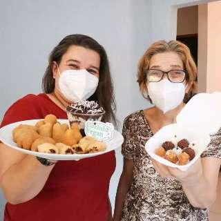 """Mãe e filha criam kit para vegano não """"se ferrar"""" mais nas festas"""