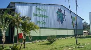 Coletas serão feitas uma vez por mês nas duas unidades do Programa Rede Solidária (Foto: Governo de MS/Divulgação)