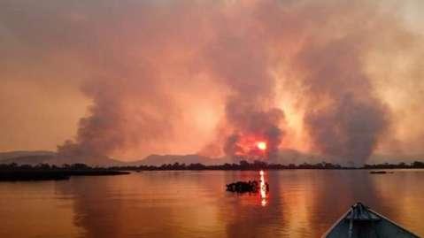 MS fica fora de comissão que discutirá preservação do Pantanal