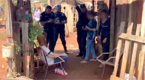 Após 4 dias desaparecidas, adolescentes são encontradas em Pedro Juan Caballero