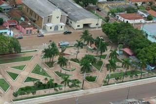 Justiça condenou professor de Nioaque a 40 anos de prisão. Cidade fica a 179 km de Campo Grande.