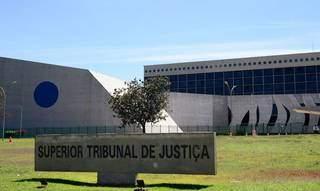Sede do STJ em Brasília, de onde saiu a decisão. (Foto: Agência Brasil)